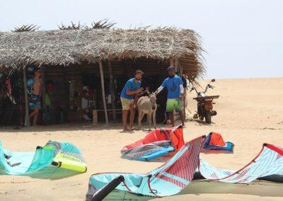 kitesurfing kalpitiya lagoon