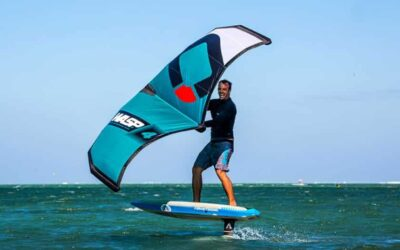 How to Wing Foil ->> Learning Wing Foiling