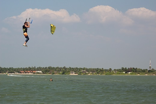 master the kitesurf jump technique