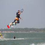 learn how to perform a kite jump