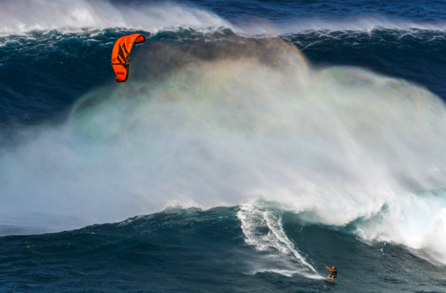 best spots to kitesurf in the world - hawai