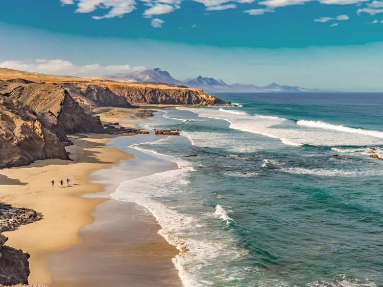 Fuerteventura is among the best spots in the world