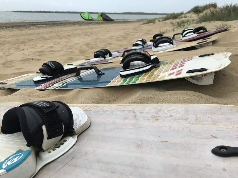 How much does kitesurfing equipment cost?