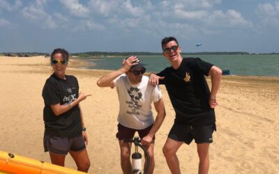 How much does it cost to learn kitesurfing? Kitesurfing lessons cost